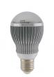 LED žárovka Enerled, 5W, E27, studená